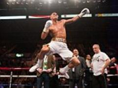 anthony ogogo won his first professional fight